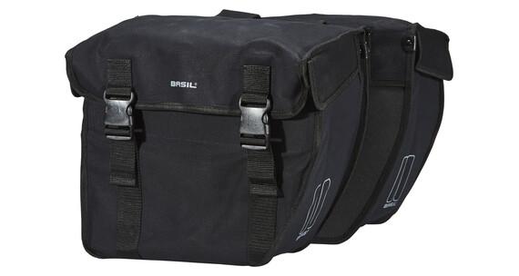 Basil Kavan Rounded - Sac porte-bagages - noir